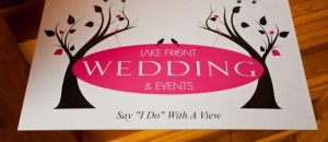 Lakefront Wedding & Events, lake front wedding