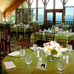 Lake Tahoe Weddings | Country Club | North Room/Terrace