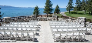 Lake Tahoe Wedding | Country Club Venue | Lake Front Wedding