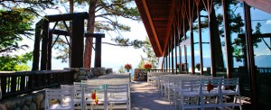 Lake Tahoe Wedding Country Club Venue | Lake Front Wedding