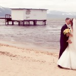 Lake Tahoe Wedding | Tahoe Beach Front Lawn Venue | Lake Front Wedding