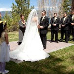 Lake Tahoe Wedding | Beach Front Lawn Venue | Weddings on Lake Tahoe