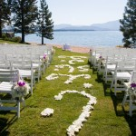 Lake Tahoe Weddings | Country Club | Lawn Beach