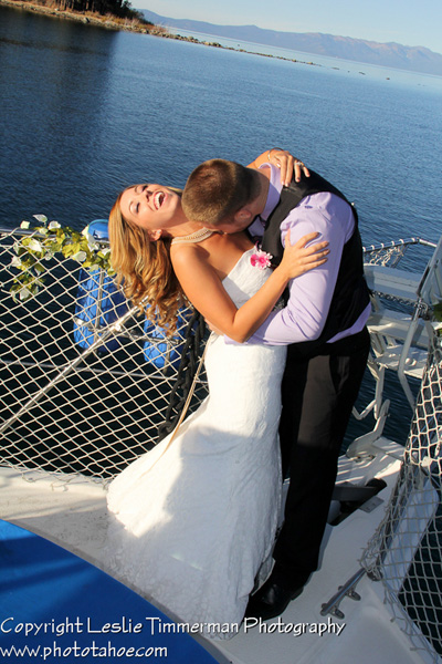 the dream boat wedding