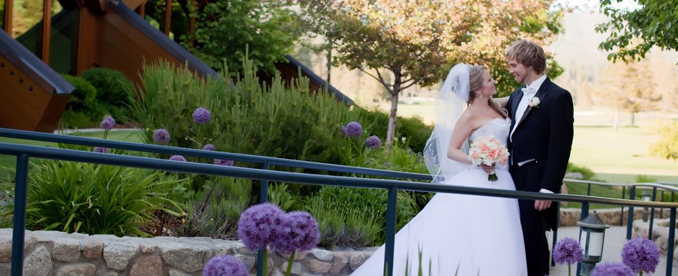 Lake tahoe country club wedding