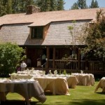 Gorgeous historical wedding venue in lake tahoe