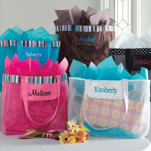 Ideas For Bridal Party Gift Bags : Wedding Gifts to give at your Lake Tahoe WeddingLake Tahoe Weddings ...