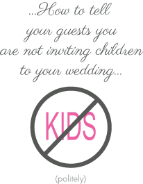 This Is A Tough Question That We Hear All The Time At Lake Front Wedding In Tahoe Some S Are Set Against Having Young Children Their