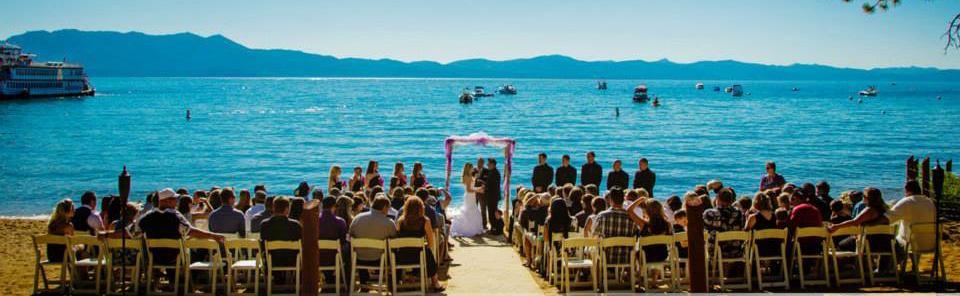 Lakefront Wedding Events Would Like To Announce A New Lake Tahoe Venue Added Their Already Spectacular Lineup