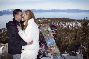 winter weddings in tahoe