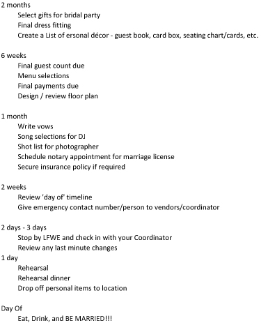 Destination Wedding Timeline-Checklist-2